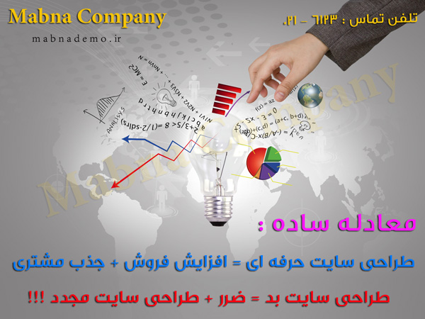 معادله ساده طراحی سایت و کسب درآمد